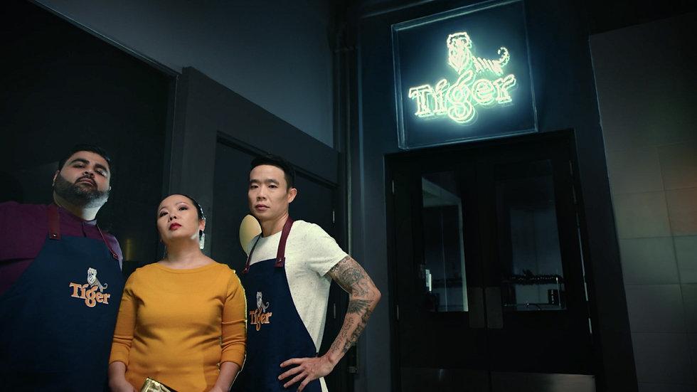 Tiger Beer Malaysia