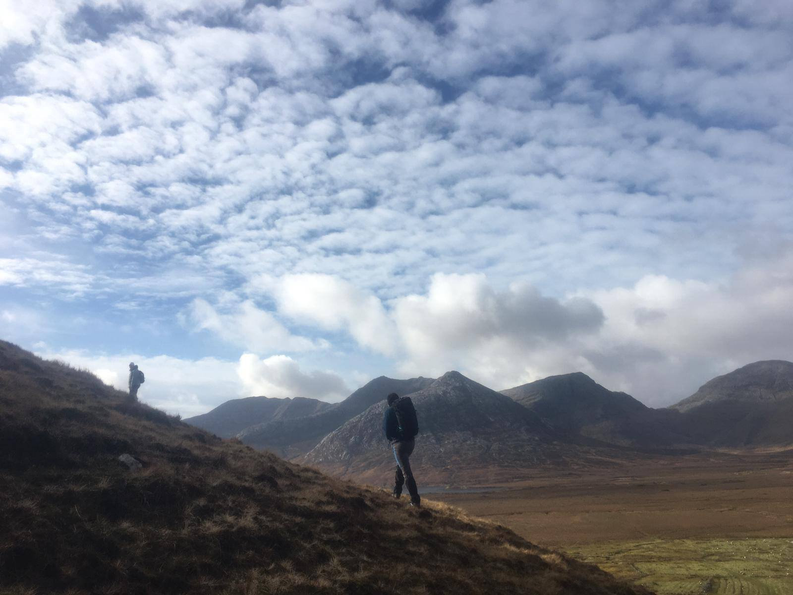 Full Day Hike in Connemara