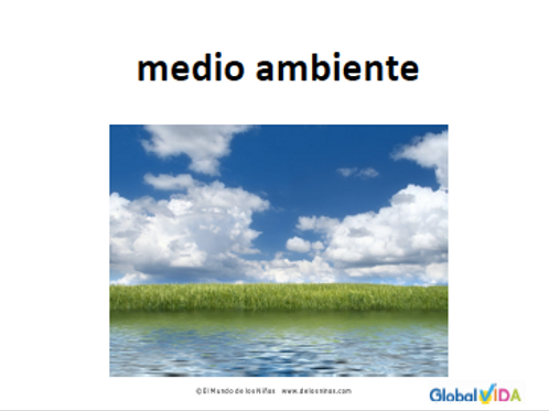 Fotos reales: El medio ambiente