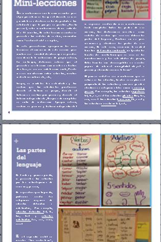 La gramática en español: Manual para el docente