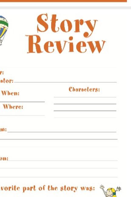 Repaso del cuento /Story review