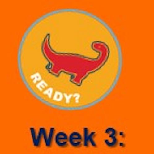 Week 3 Spanish Kids Camp