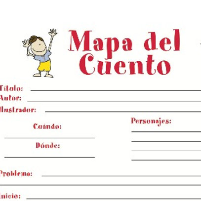 Mapa del cuento/Story map