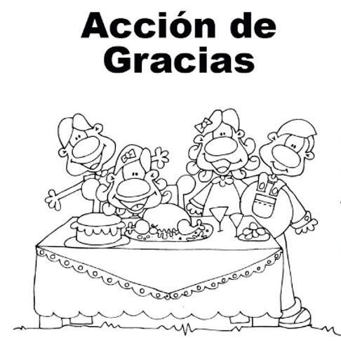 Cuadernillo de Acción de Gracias