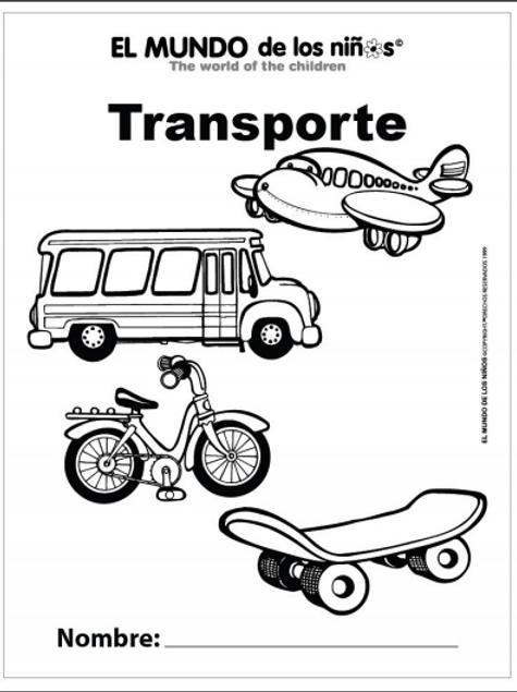 Diario: Transporte