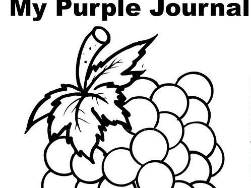 My Purple Journal