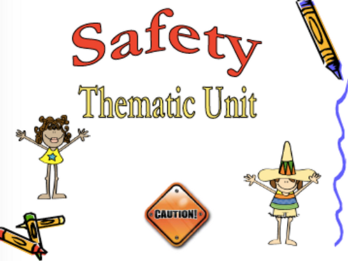 Vocabulary and facts about SAFETY
