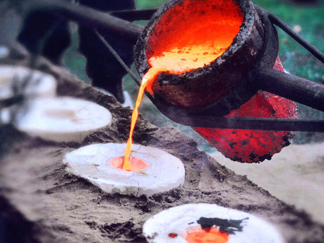 Lost wax casting \ Investment casting