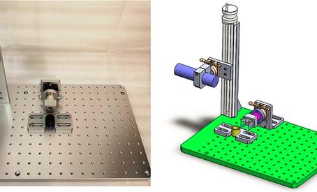 Design and manufacture laboratory device