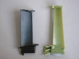 wax part(can be 3D printed) and the final metal part
