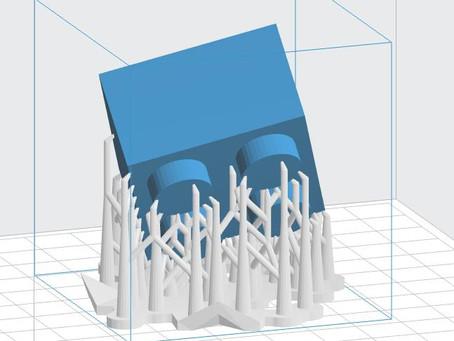 תכן מכני להדפסה תלת מימדית
