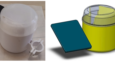 Design and manufacture of electronic fly trap