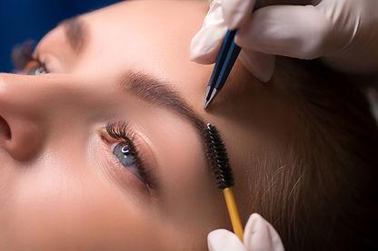 beautician-plucking-eyebrows-eyebrow-car