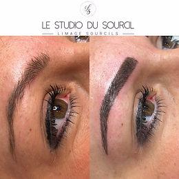 Sourcils Aubagne Le Studio Du Sourcil