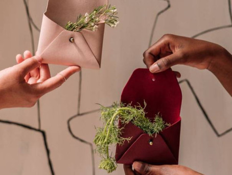 Diseñadores crean ''piel' hecha con cáscaras de manzana