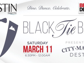 Join US for VIP Magazine Black Tie Ball – FREE PHOTOS 6pm-12am