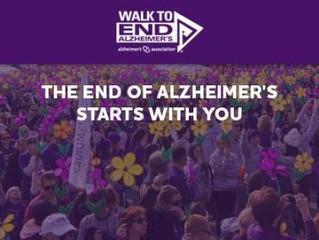 2017 Pensacola Bay Area Walk to End Alzheimer's