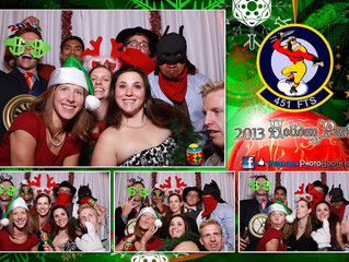Pensacola Photo Booth is the perfect Holiday Gift
