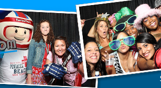 Pensacola Photo Booth is real entertainment
