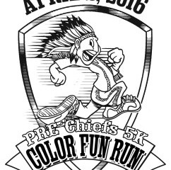Pea Ridge 5K Color Fun Run - FREE PHOTOS Sat 4/2/16 8am - 1:30pm