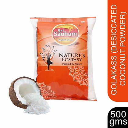 Golakass (Desiccated Coconut Powder)