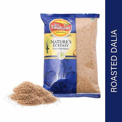 Roasted Dalia (Broken Wheat)