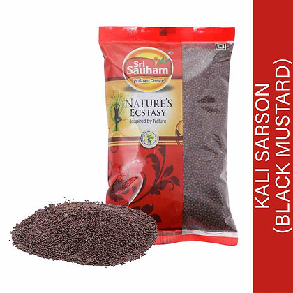 Kali Sarso (Black Mustard)
