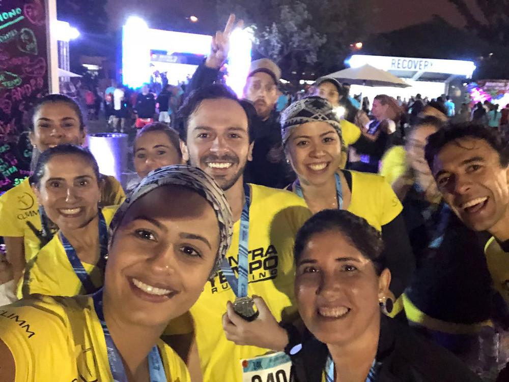 Contra Tempo Running - Corrida Noturna Seven Run