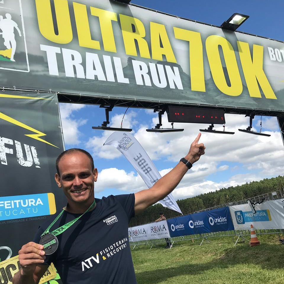 Nato - Contra Tempo Running - Ultramaratona