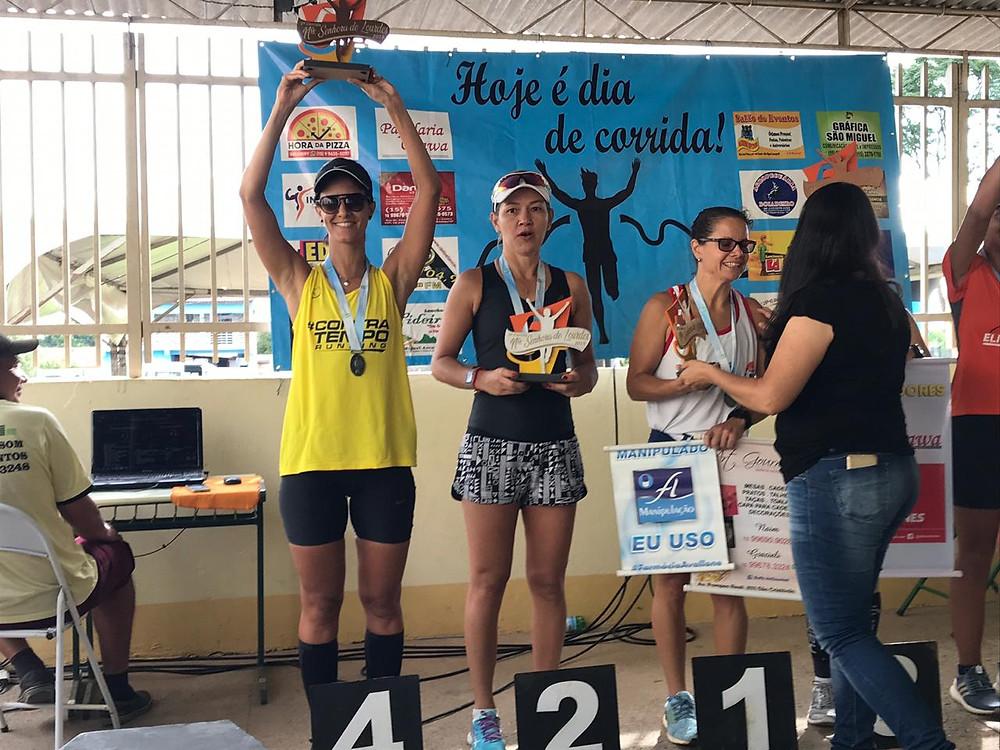 Priscila - 4º lugar no geral