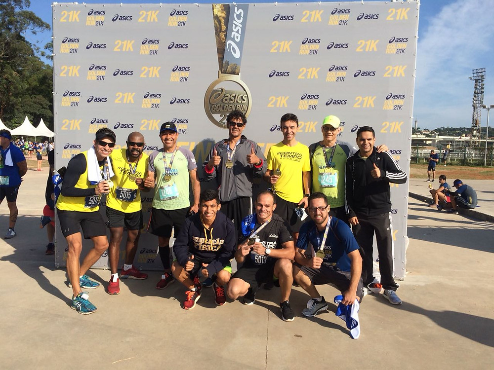 Contra Tempo Running - Asics Golden Run