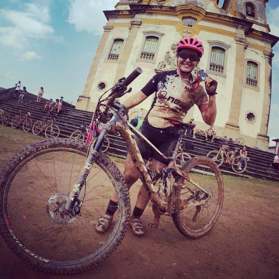 Val -equipe Contra Tempo Running e Raji - Iron Biker/Mariana-MG