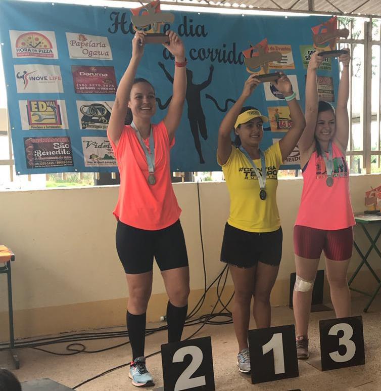 Natalia - 1º lugar em sua categoria