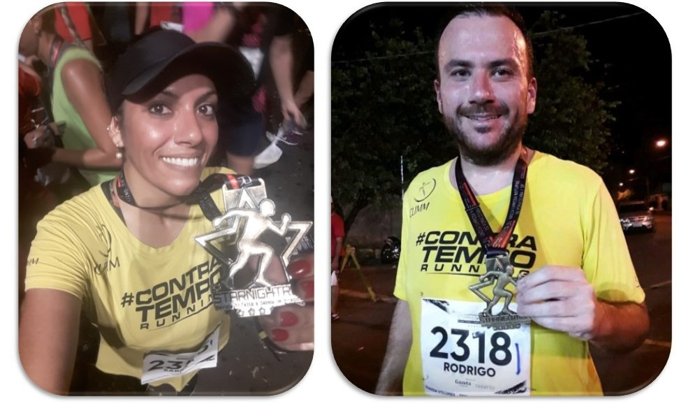 Contra Tempo Running - Corrida Star Night Run Piracicaba