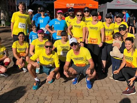 Contra Tempo Running/Climm conquista pódios na Sigma Run e participa da McDonald's 5k em São Paulo.