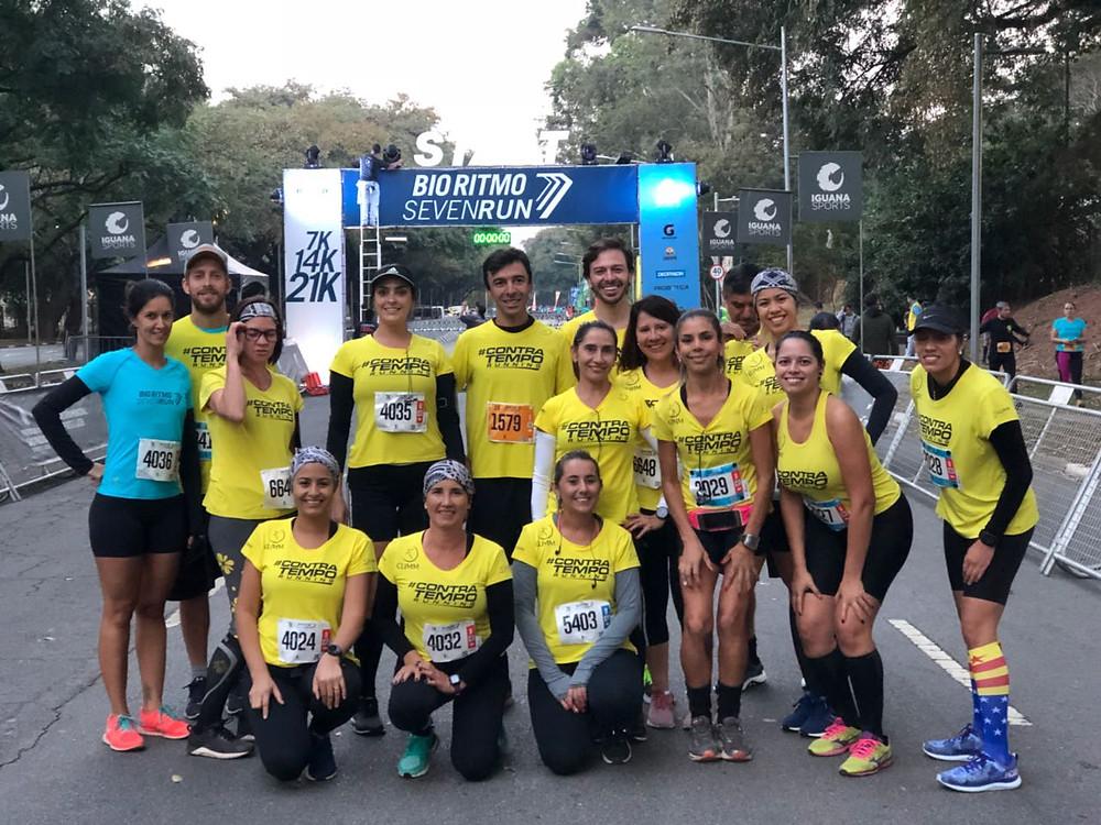 Contra Tempo Running - Seven Run