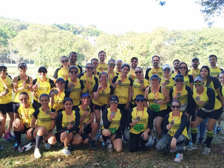 Contra Tempo Running amarela Corrida Turística de Piracicaba e participa de provas em São Paulo