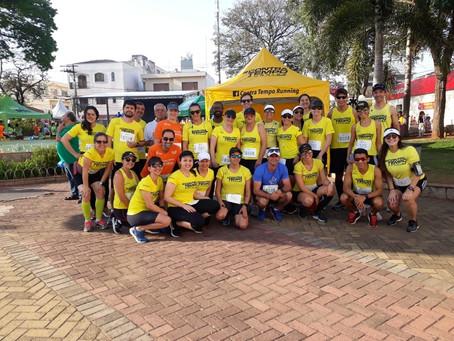 Contra Tempo Running leva 38 alunos para a 5ª edição da Corrida e Caminhada de Boituva.