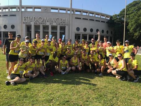 Amarelamos São Paulo, conquistamos pódio em Boituva e participamos de meia maratona trail.