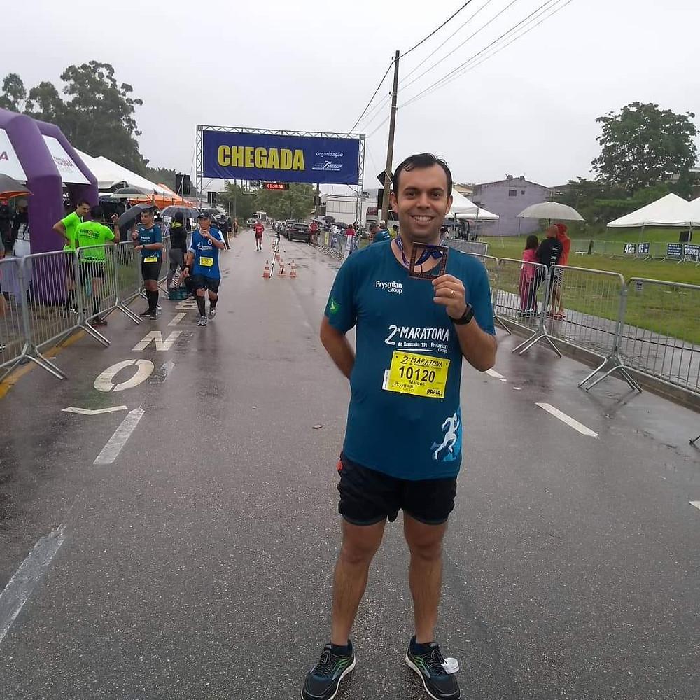 2ªMaratona Sorocaba - Maicon Marceneiro /Contra Tempo Running