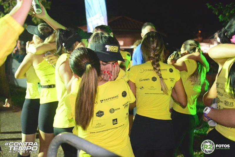 Final do desafio 12 horas de Piracicaba - Contra Tempo Running