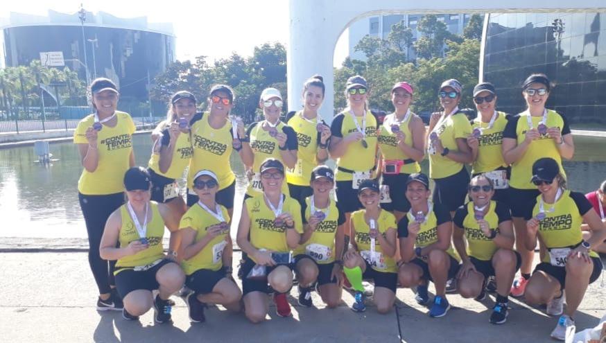 Contra Tempo Running - WRun corrida feminina