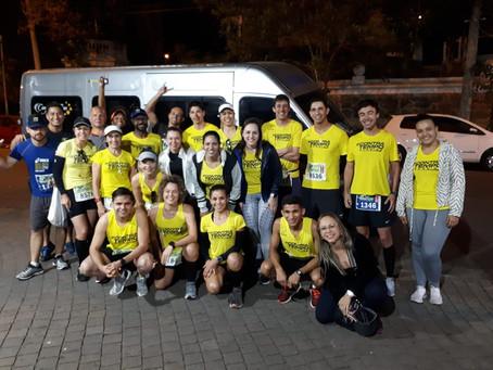 São Paulo ficou amarela com a participação da Contra Tempo Running/Climm na SP City Marathon.