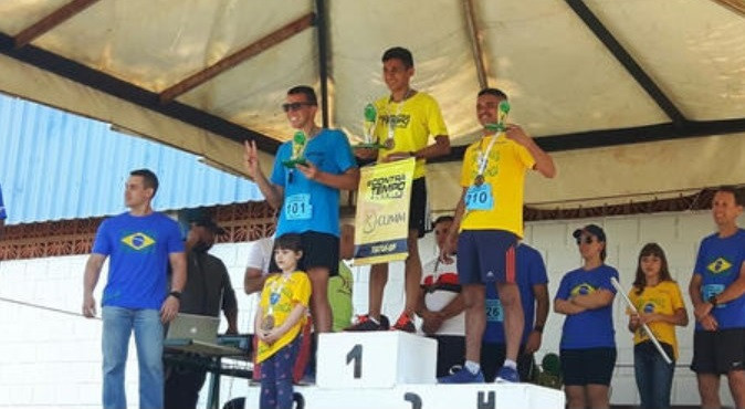 Contra Tempo Running - Maikon Martins