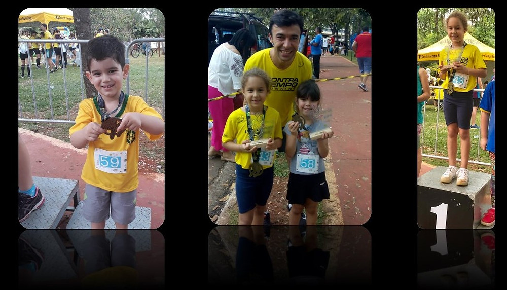 Contra Tempo Running kids