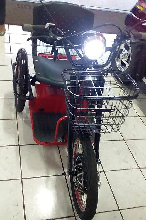 triciclo elétrico 850 wats
