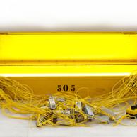 Monocromático amarelo, 2014