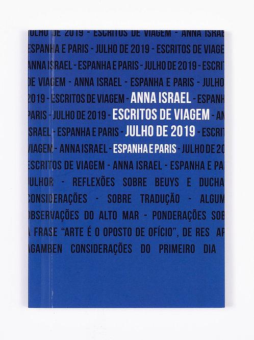 Escritos de viagem: Espanha e Paris, julho de 2019