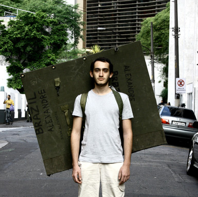 Homenagem a Alexandre Silva,  2011