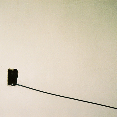 Alguma coisa (talvez um santo ou uma partitura, 2011